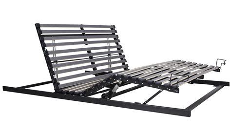 adjustable bed frame freestyle comfort base