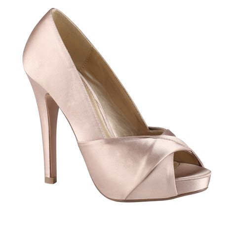 searching for blush light pink shoes weddingbee
