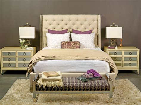 next stop luxury cleo bed eclectic bedroom