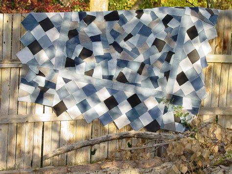 Jean Quilt Pattern by 7 Dazzling Denim Quilt Patterns
