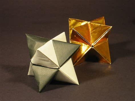 Origami Polyhedra - zing origami polyhedra and tessellations