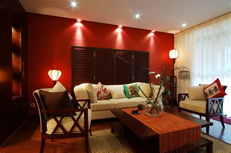 red walls in living room 60 red room design ideas all rooms photo gallery