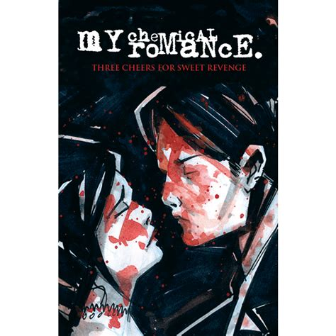 my chemical romance three cheers for sweet revenge three cheers for sweet revenge explicit cassette