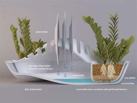 design milk dish rack fluidity dish rack planter by designlibero design milk