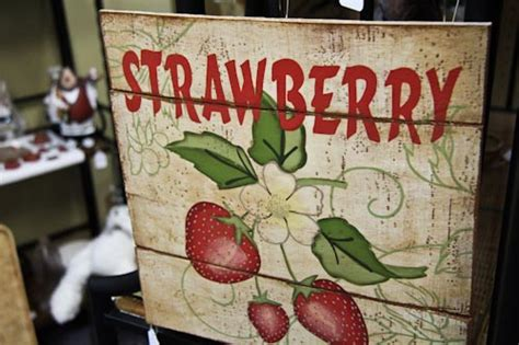 Strawberry Home Decor by Strawberry Kitchen Decor 28 Images Strawberry 8x10