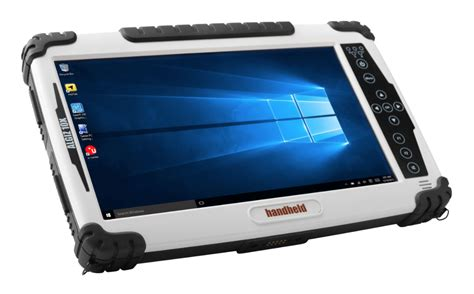 Rugged Mobile Computers by Handheld Computer Rugged Tablet Now Available With