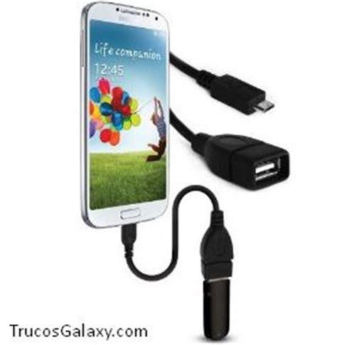 Usb Otg Samsung J5 samsung galaxy es compatible con cable otg trucos galaxy