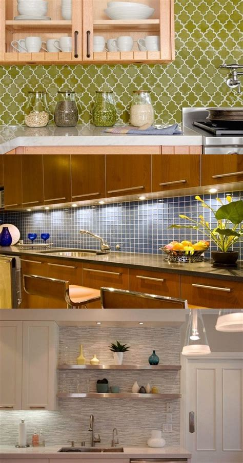 decorative kitchen backsplash tiles interesting functional and decorative kitchen backsplash