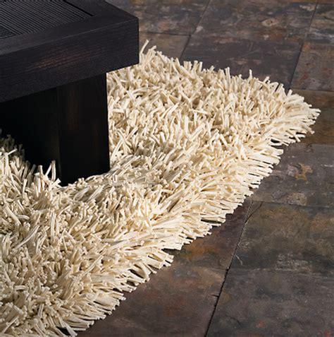 T Shirt Shag 04 cotton spaghetti rug