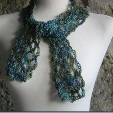 crochetan inspired lace scarf my hea knits the