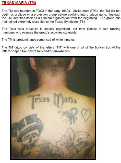 law enforcement guide to texas street gangs public