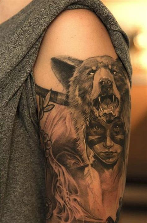 indian wolf tattoo ideas yo tattoo