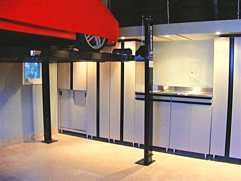 creating a cave in your garage nuvo garage