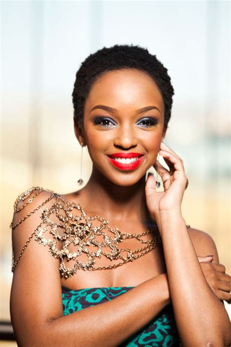 south africal celebrities with african hair 10 trendy celebs