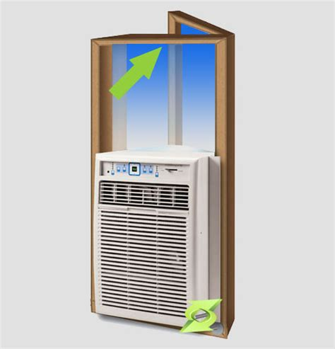 portable air conditioner awning window portable air conditioner casement window images