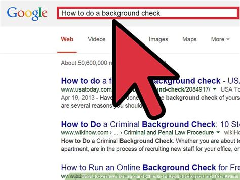 How Can I Check Criminal Record For Someone How Do I Run A Criminal Background Check On Someone