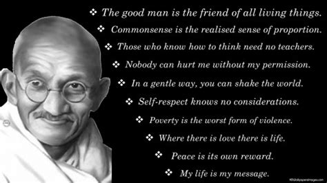 gandhi bio poem inspirational quotes by famous people worth of read a