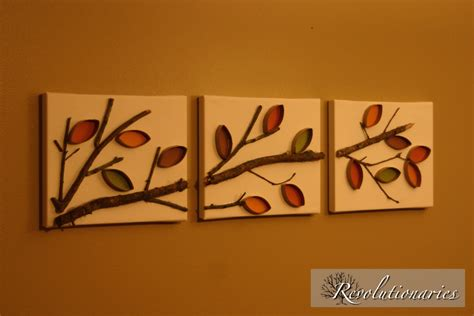 art and craft for home decor revolutionaries a project for fall