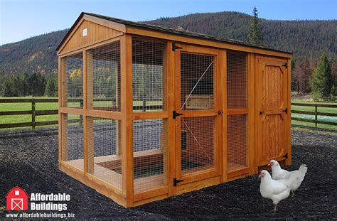 Shed Style Homes chicken coops affordable buildings