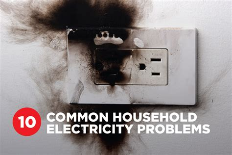electrical problems 10 common electrical problems around the home platinum