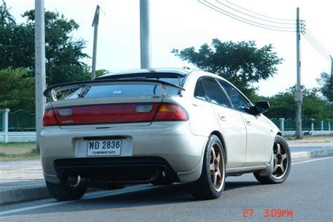 Uppertank Mazda Lantis madmodz 1997 mazda lantis specs photos modification info at cardomain