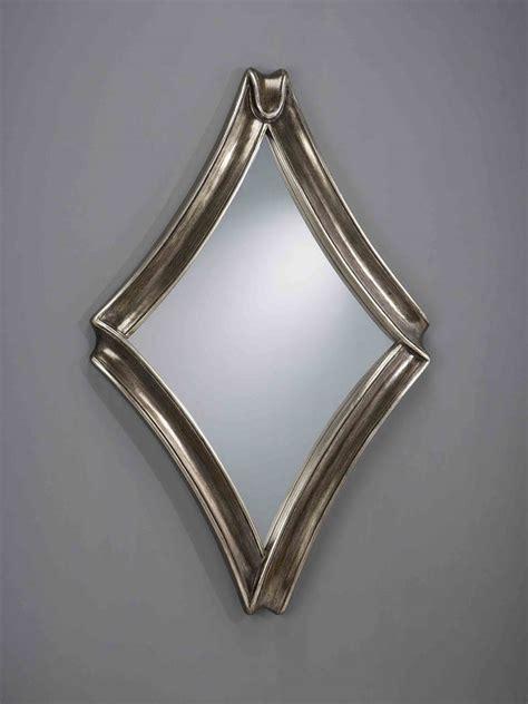 espejo forma de rombo