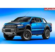 2017 Ford Ranger Raptor  News Reviews Msrp Ratings
