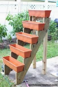 Vertical Garden Pots Vertical Gardening Planters Ideas Container Gardening