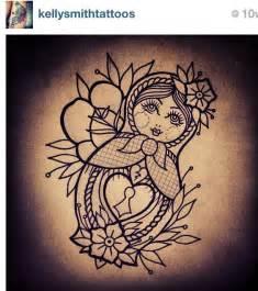 babushka doll tattoo designs best 25 babushka ideas on russian doll