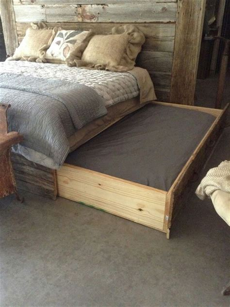 dog bed attached to your bed 20 perfect diy dog beds ideas for your furry friend
