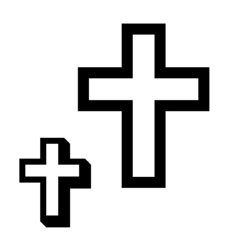 printable iron cross stencil printable pictures of crosses clipart best