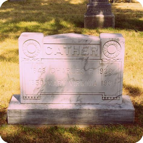 igp bing willa cather gravestone bing images