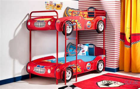 race car bunk beds 31 cute car beds to drive your kids to dreamland ritely