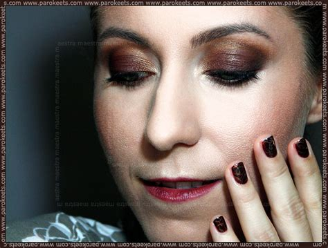Make Up Kryolan kryolan fall make up look