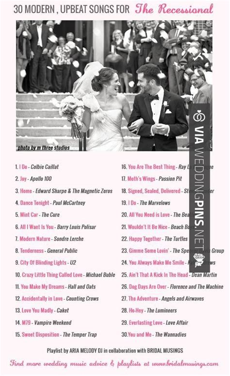 Wedding Songs Playlist 2016 by 17 Best Images About Wedding Songs 2016 On