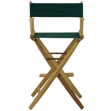 Wide Directors Chair - wide premium 30 quot directors chair frame ebay