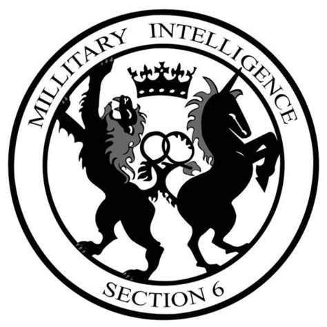 military intelligence section 6 logos military and the o jays on pinterest