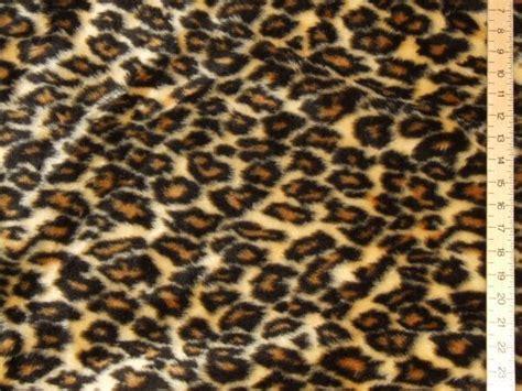 leopard print fabric fur fabric leopard print efabrics