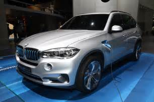 Bmw Edrive Bmw Concept X5 Edrive Front Three Quarter Photo 21