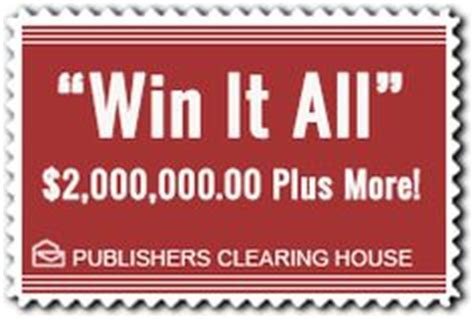 Publishers Clearing House Mail In Entry Form - my dream will come true on pinterest publisher clearing house search and emoticon
