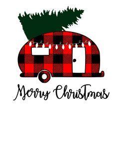 printable merry christmas red truck christmas decor christmas red truck christmas