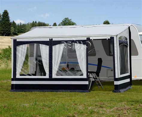 wohnmobil markise vorzelt markisenvorzelt villa f 252 r caravans m93771 reimo
