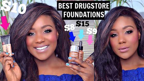 drugs store foundation for black women best drugstore foundation for oily skin makeup for