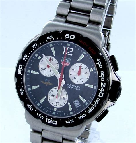 Tagheuer Indy Chronoraph For tag heuer indy 500 price 408inc