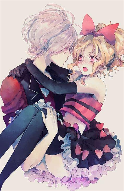 hola anime diabolik lovers mejores 106 im 225 genes de diabolik lovers en pinterest
