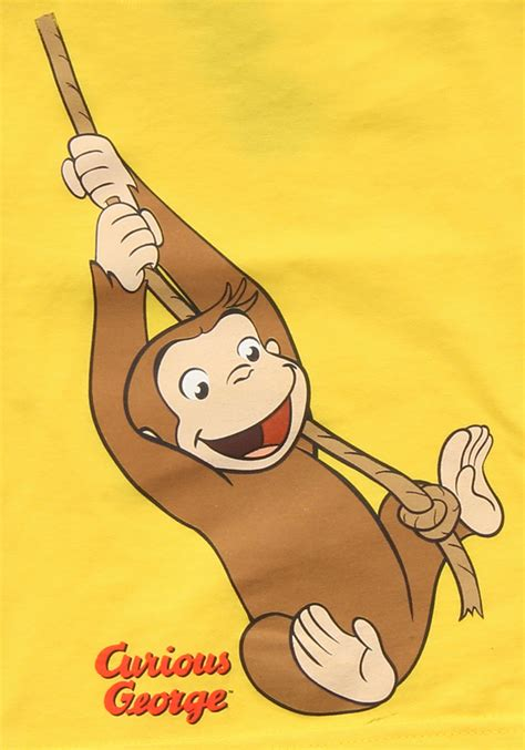 curious george swings toddler boys curious george rope swing t shirt