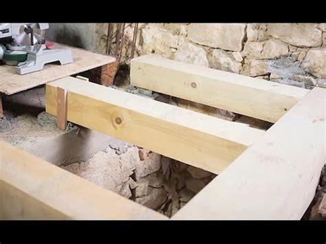 Faire Un Plancher Dans Une Grange by R 233 Aliser Le Solivage D Un Plancher D 233 Tage