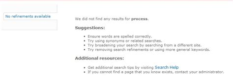 We Search For Sharepoint 2010 Search Forum