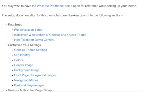 Studiopress Wellness Pro Theme introducing wellness pro studiopress theme wpoutcast