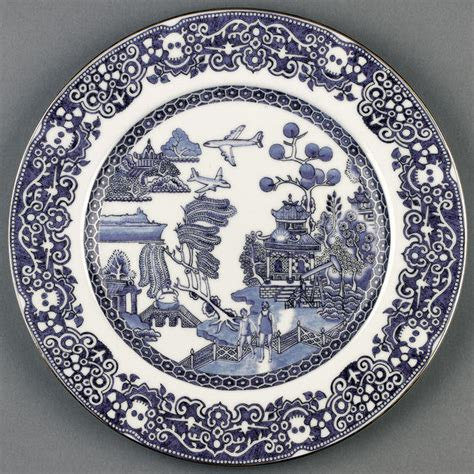 willow pattern image willow pattern reinterpreted by ulrika jarl